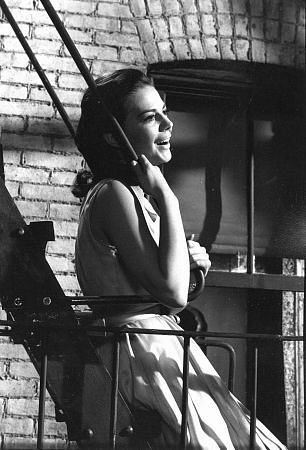 Natalie Wood in West Side Story Loved this in high school and still do.