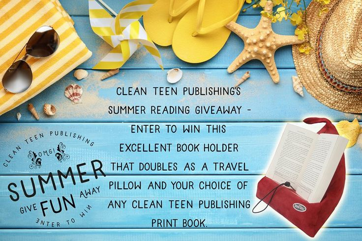 Clean Teen Publishing Summer Fun Giveaway