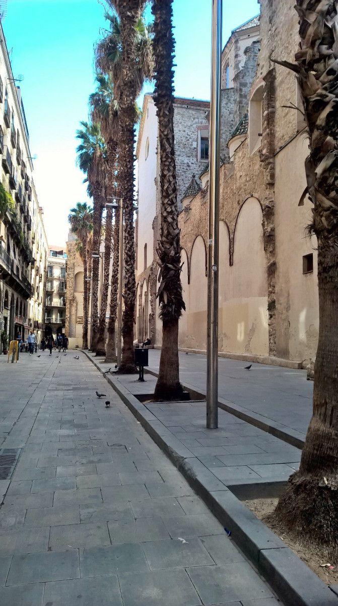 El Raval, o antigo bairro Chinês, fica a oeste das Ramblas. Sua origem, data do século XIV, quando o Rei Pedro IV de Aragão mandou construir novas muralhas além dos limites da cidade (Ramblas).Para…