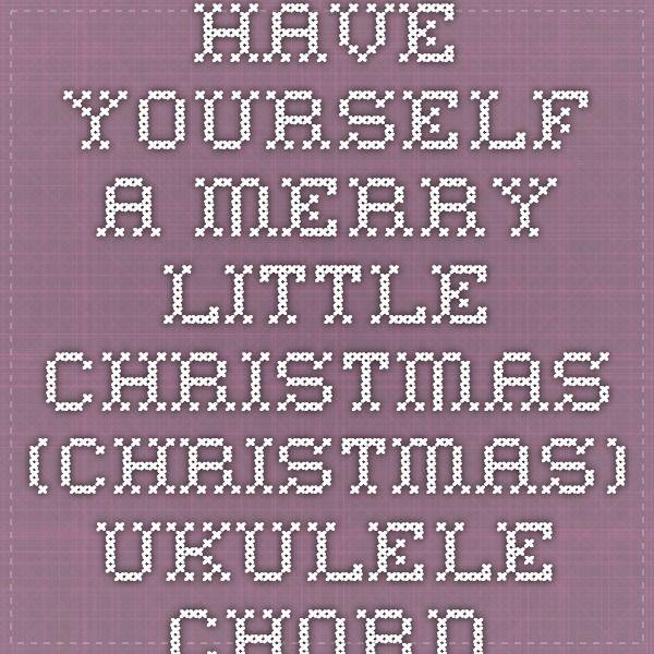 1000+ images about Ukulele Christmas Songs on Pinterest