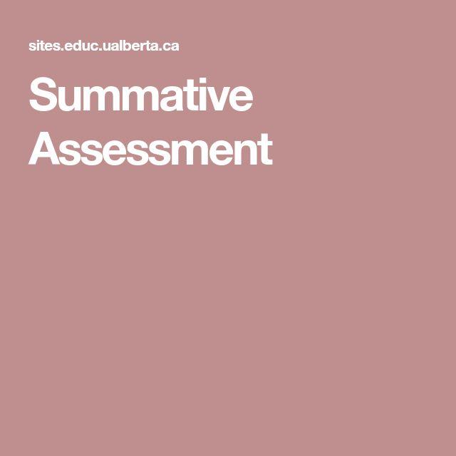 Πάνω από 25 κορυφαίες ιδέες για Summative assessment στο Pinterest - what is a summative assessment
