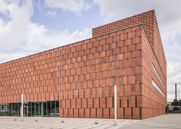 Katowice Scientific Information Centre and Academic Library | Katowice, Poland  | Architect: HS99