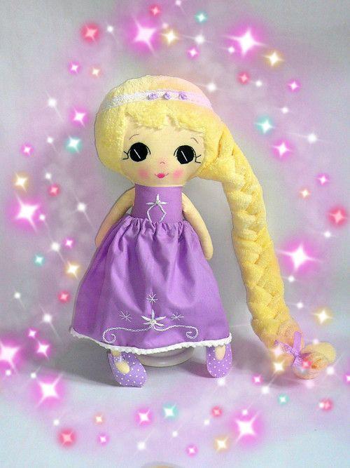 Princezna fialová
