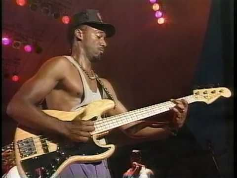 The Marcus Miller Project -Run For Cover- LIVE UNDER THE SKY '91 - YouTube