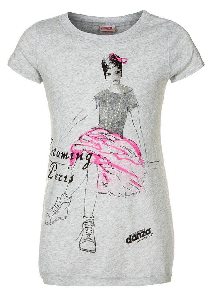 Dimensione Danza - T-shirt imprimé - gris
