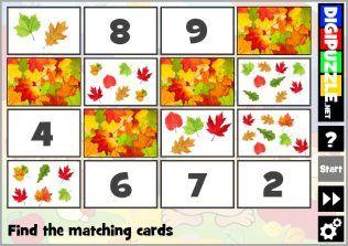 Fall leaves memory