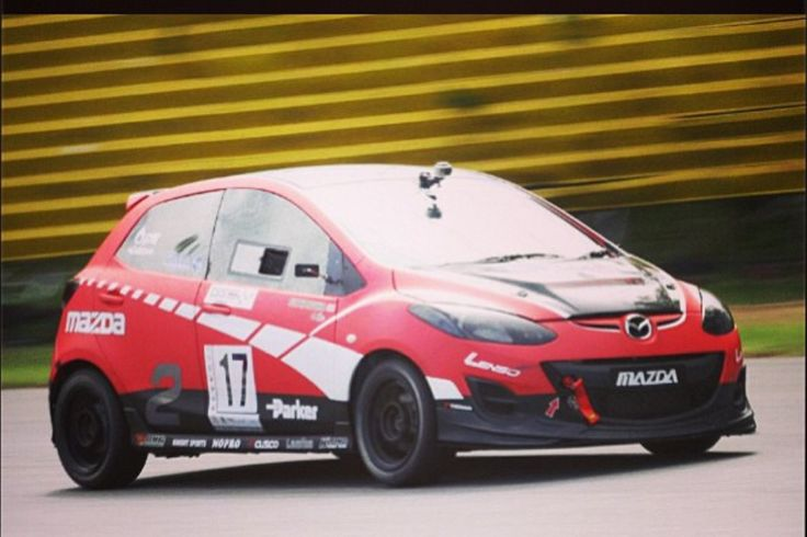 ma Mazda 2 / racing in Class: Super Production / Thailand Super Series 2013