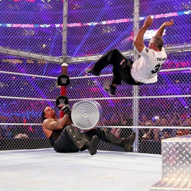 Coast to Coast: The Untertaker vs. Shane McMahon #WWE