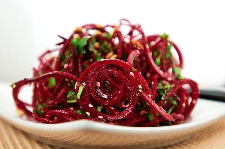 SPIRAL SLICER - Kitchen Active - Zucchini Spaghetti Pasta Maker -Black Vegetable