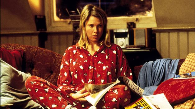 """""""There are only two men in my life: one called Ben and the other Jerry""""  BRIDGET JONES'S DIARY"""