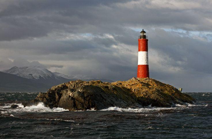Faro del fin del mundo, Tierra del Fuego