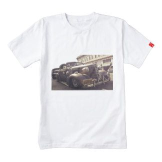 Classic, old car zazzle HEART T-Shirt
