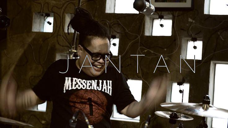 JANTAN GERHANA SURYA - Solo Drum