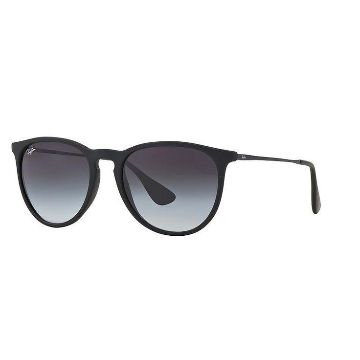 Ray-Ban RB4171 54mm Erika Pilot Gradient Sunglasses, Adult Unisex,