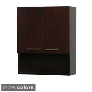 Shop for Wyndham Collection Centra 29-inch Bathroom Wall-Mounted Storage Cabinet (2-door). Get free delivery at Overstock.com - Your Online Home Improvement Shop! Get 5% in rewards with Club O!