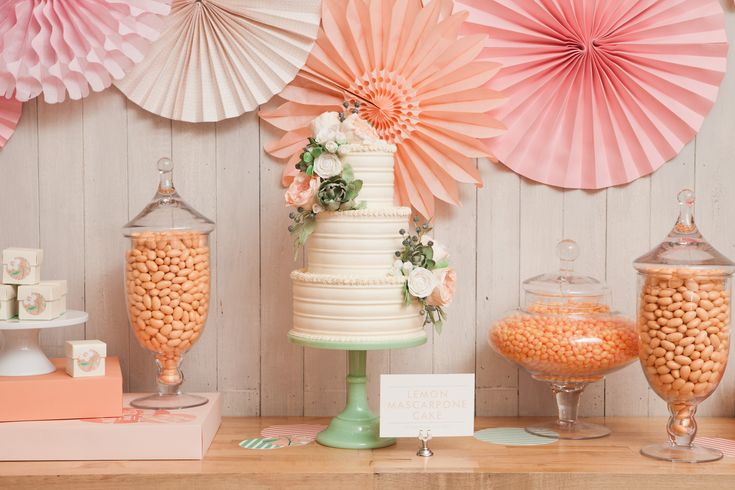 Minted wedding + party decor | The Sweetest Occasion: