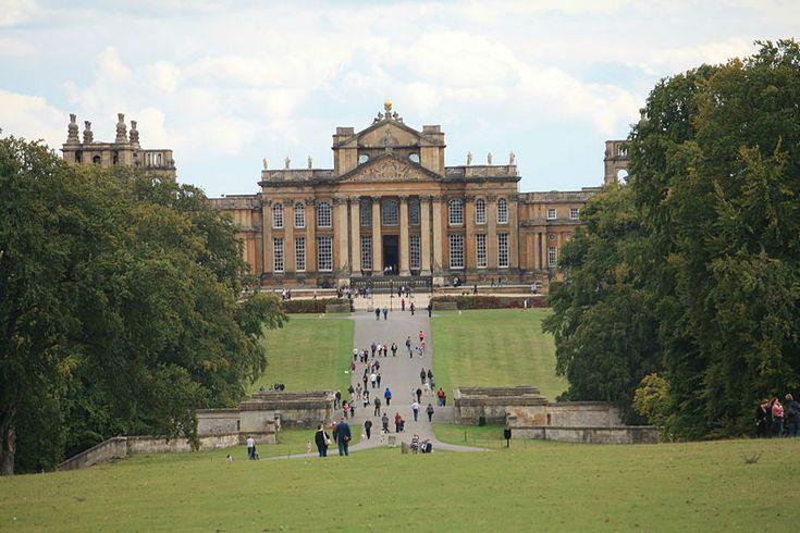 English Stately Homes: Blenheim Palace
