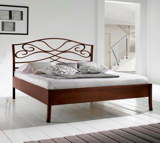 Bett 140x200 Metall Braun Bett Bett 140x200 Bett 140