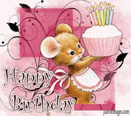 images of myspace birthday glitter | Happy Birthday Myspace Orkut Comments Glitters Styles