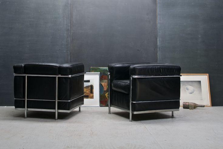 12 best images about charles le corbusier 39 s petit confort. Black Bedroom Furniture Sets. Home Design Ideas