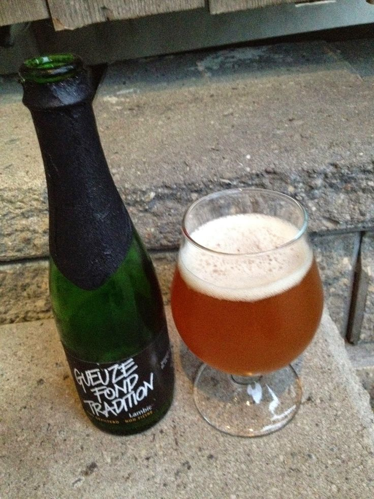 St-Louis Gueuze Fond Tradition