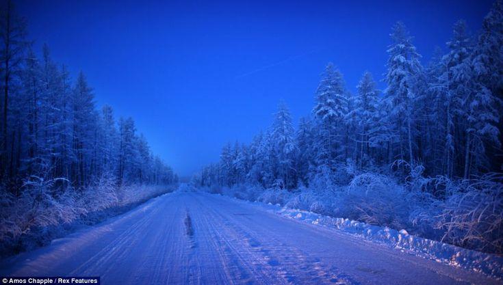 O scurta vizita in localitatea ruseasca Oymyakon te va face sa-ti schimbi optica in ceea ce priveste dardauitul pantalonilor pe tine la -20 de grade Celsius.