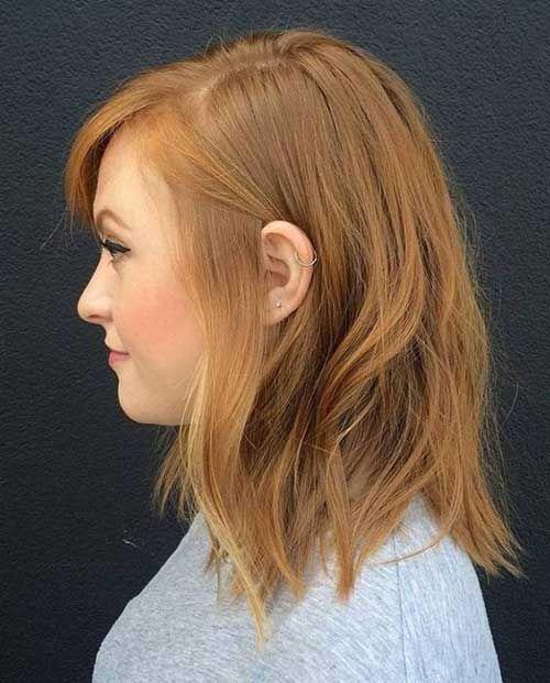 Frisuren fur feines haar 2011