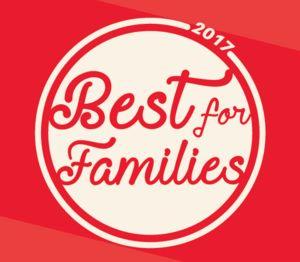 SeekingSitters was named 2017 Best Babysitter/Nanny Service.