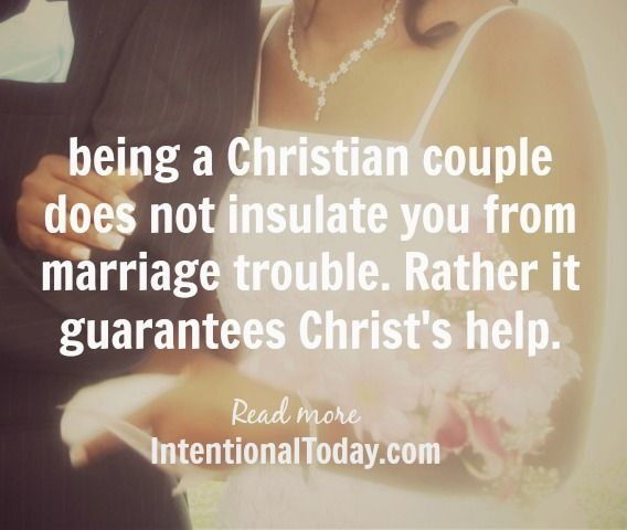 Christian advice on trouble in dating