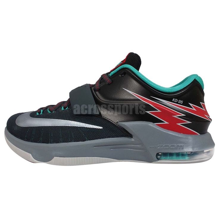 Nike KD VII EP 7 Kevin Durant Flight Pack Flash Mens Basketball Shoes Air  Max http