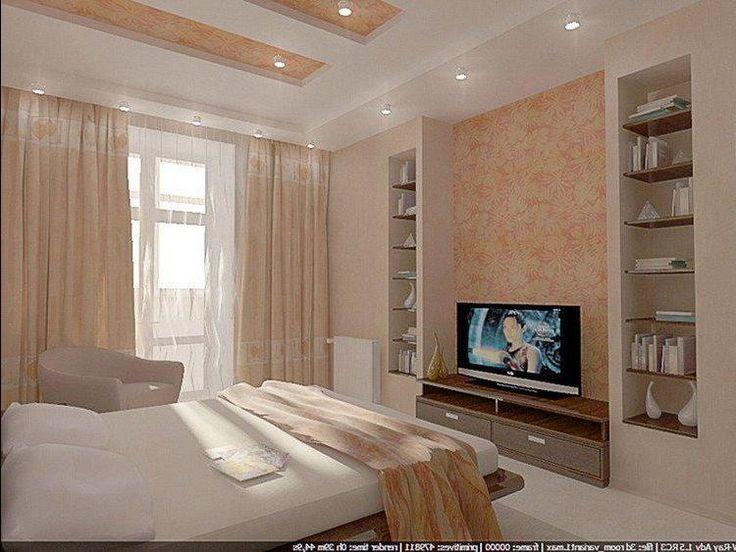 Дизайн спальни на даче