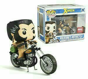 X-Men - Wolverine's Motorcycle