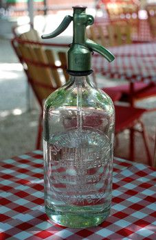 Seltzer water the best!- amazing taste this is real - in Hungary You have to taste don't miss