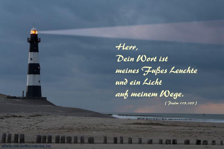Lighthouse - Spruchkarte Bibelvers - sortiert nach : Bibelzitate - DIE-SPRUCHBUDE.DE - Spruchkarten Online-Album