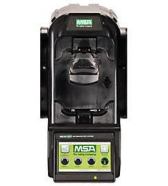 MSA 1-Valve Galaxy® GX2 Portable Automated Test System For Use With ALTAIR® 4/4X Multi-Gas Detector (For Calibration Gas Cylinder)