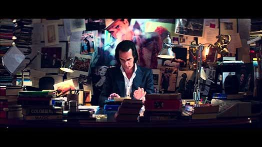 Nick Cave in 20000 Days on Earth