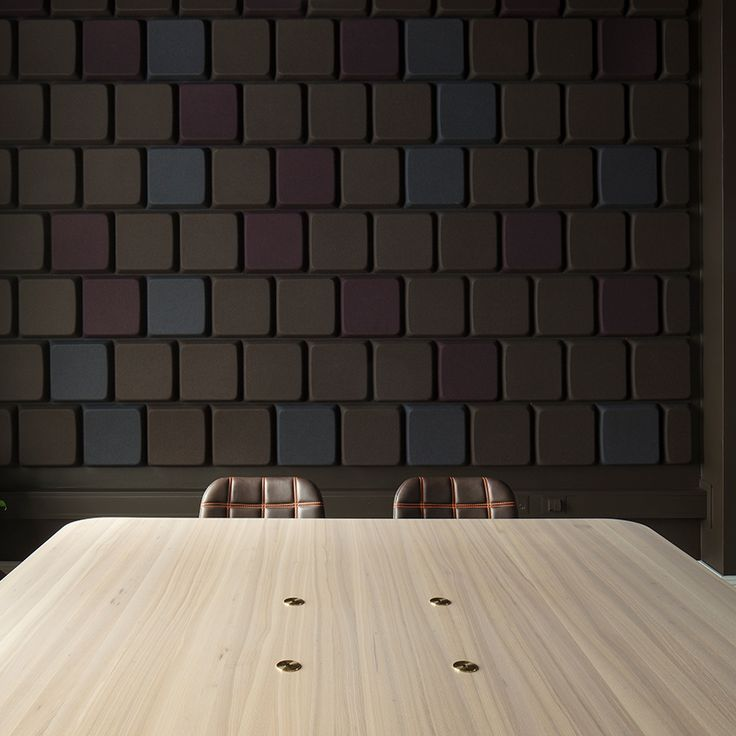 Soundwave® Pix, acoustic panel by Jean-Marie Massaud for Offecct.