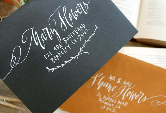 Nancy Hopkins Handlettering (she has 26 lettering styles!) | via oh so beautiful paper