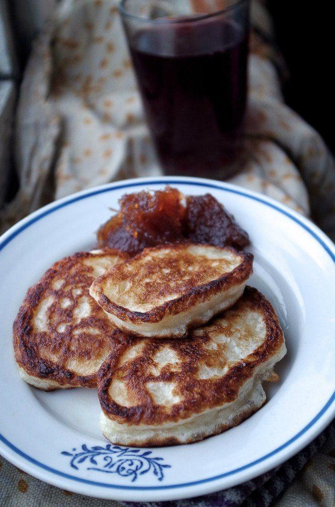 Bread - Оладьи из школьной столовки