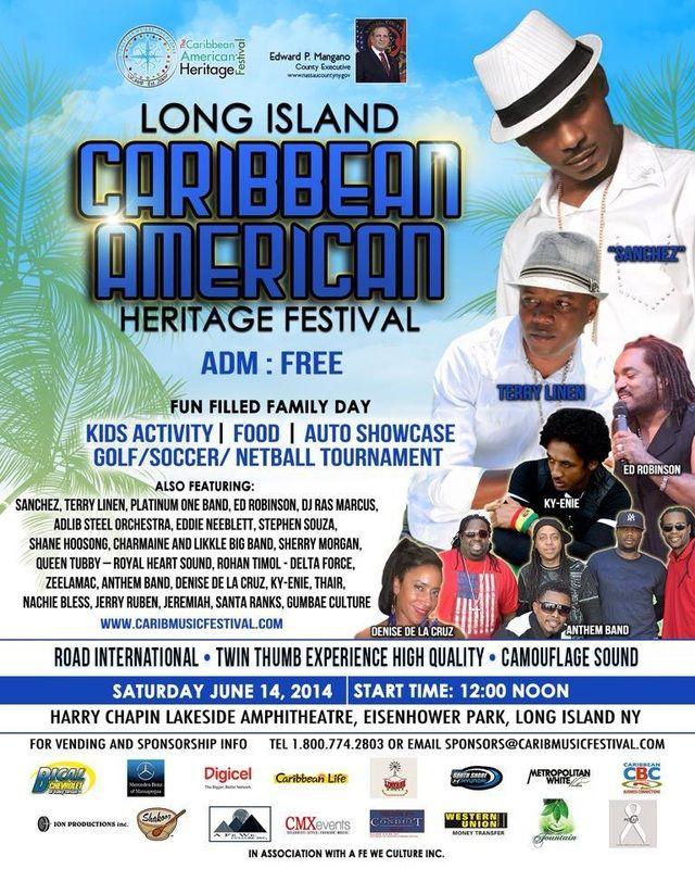 Long Island Caribbean American Heritage Festival