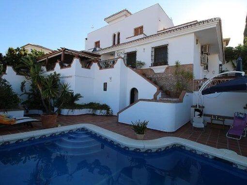 6 bedroom Villa in Torre del Mar, Malaga, Spain
