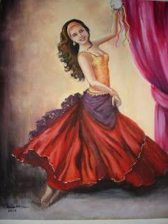 Poemas Ciganos: Ciganinha