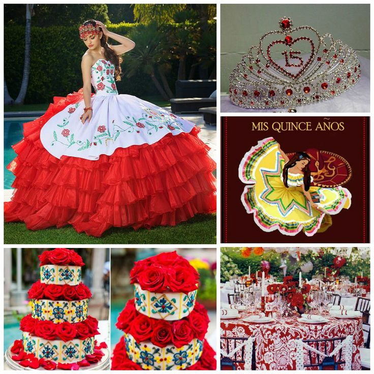 Mexican Quinceanera Theme | Quinceanera Ideas |