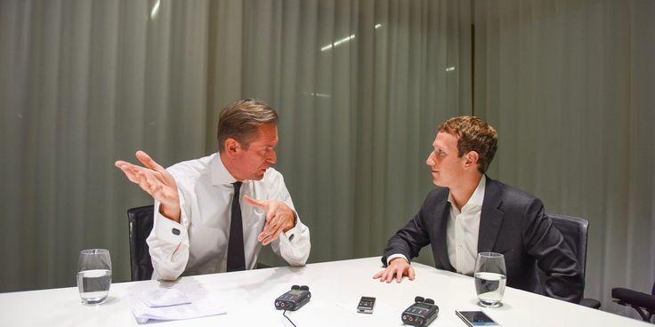 Mark Zuckerberg talks about the future of Facebook, virtual reality and artificial intelligence