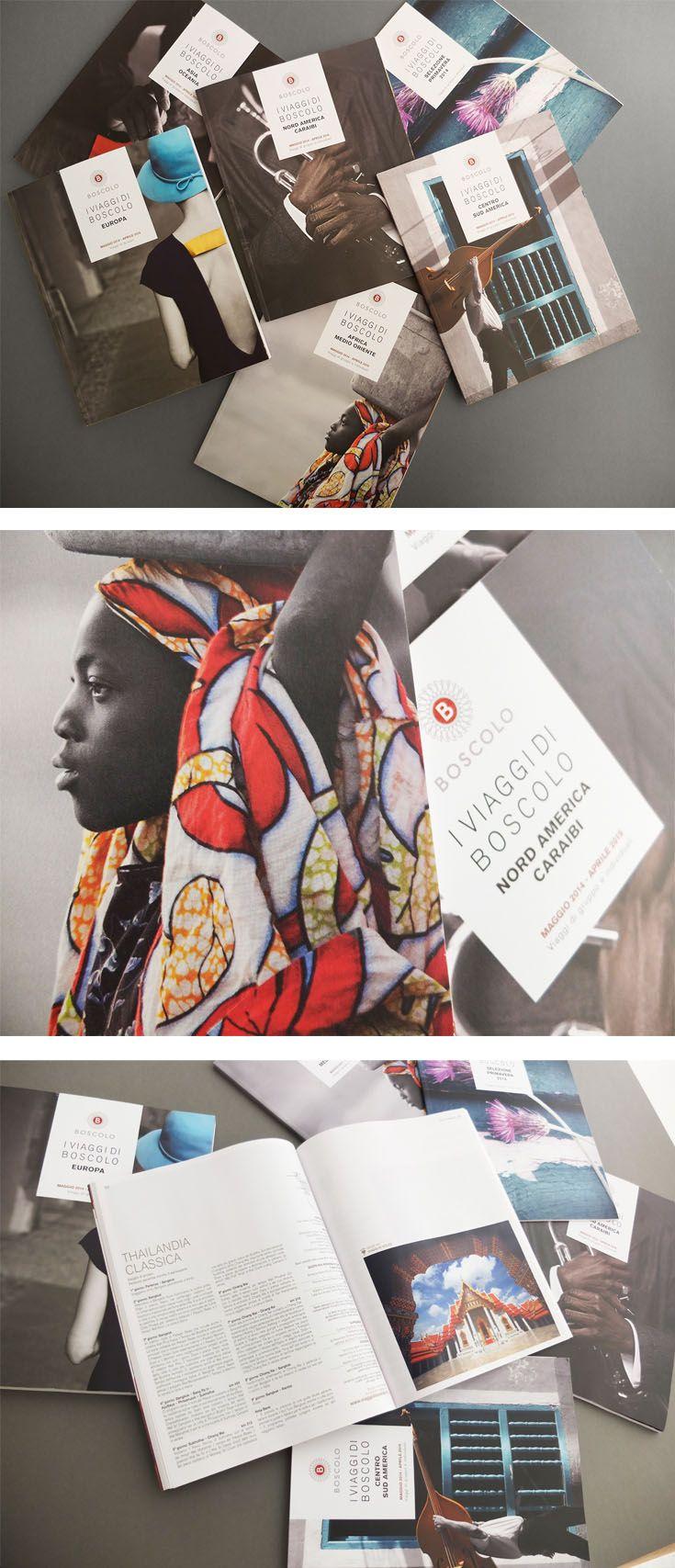 Cataloghi Boscolo, un progetto #effADV - Boscolo #printing, effADV project - #catalogue #catalogo