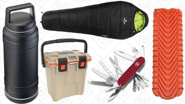 Amazons One-Day Outdoor Sale Features Over 50 Great Deals