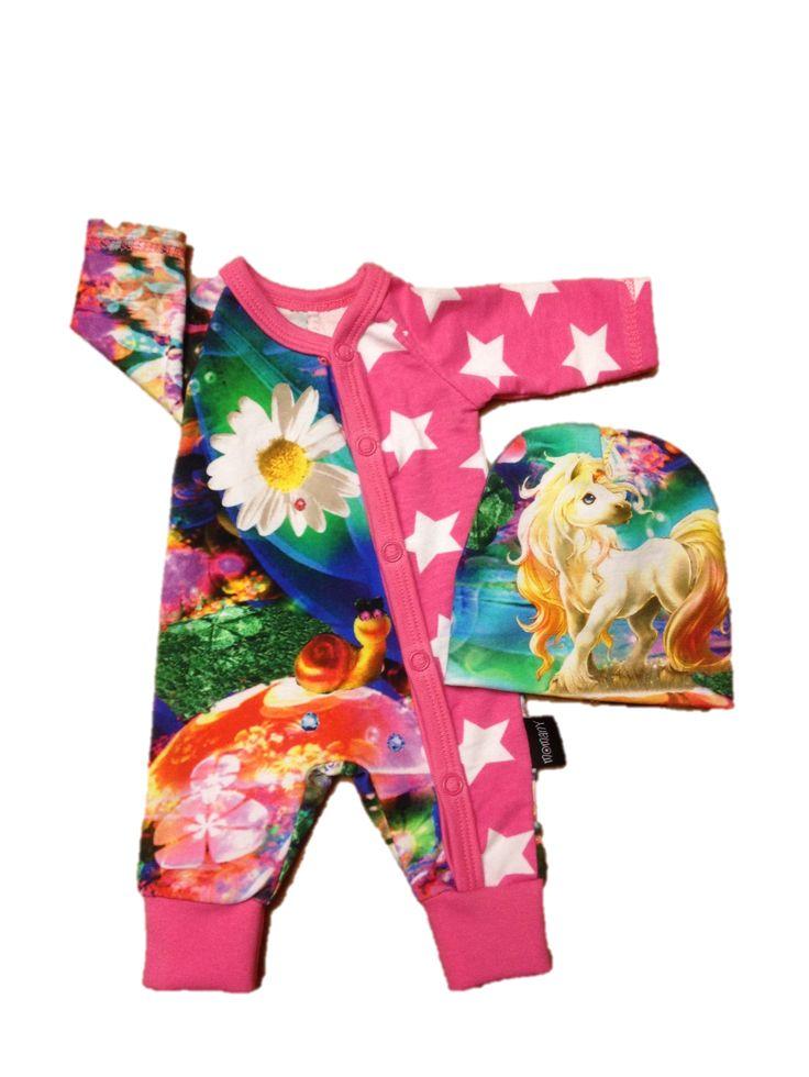 Prematurbarn i Gävle: Pyjamas - en tutorial til kantbånd