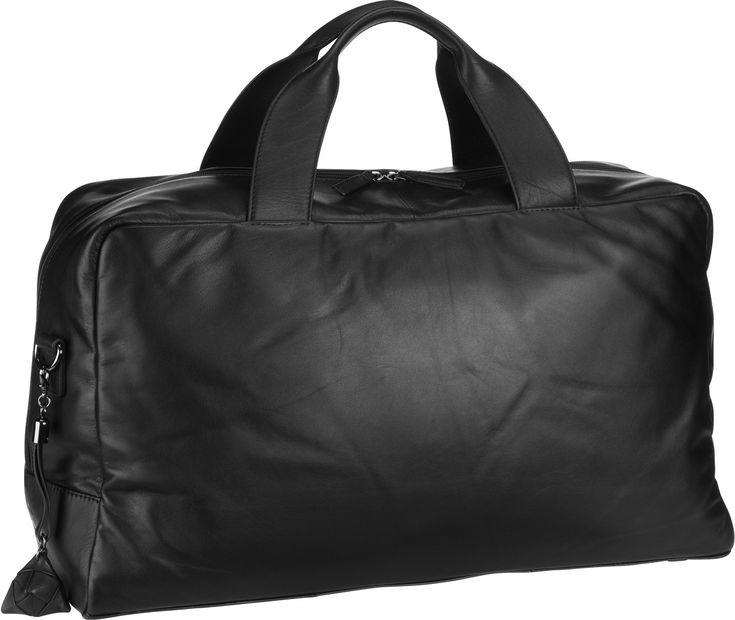 Taschenkaufhaus Jost Alice Sara Ott 6011 Weekender Schwarz - Reisetasche: Category: Taschen & Koffer > Reisetaschen > Jost Item…%#Taschen%