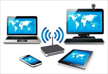 Comúnmente en la actualidad todos los dispositivos móviles poseen tecnología inalámbrica