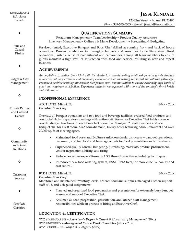 Cook Duties for Resume Lovely Line Cook Resume Examples